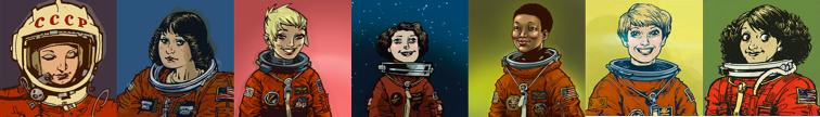 Women Astronauts